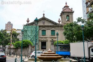 聖アントニオ教会(Igreja de Santo António)