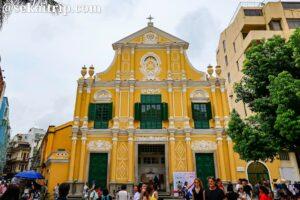 聖ドミニコ教会(Igreja de São Domingos)