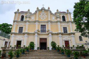 聖ヨゼフ聖堂(Igreja de São José)