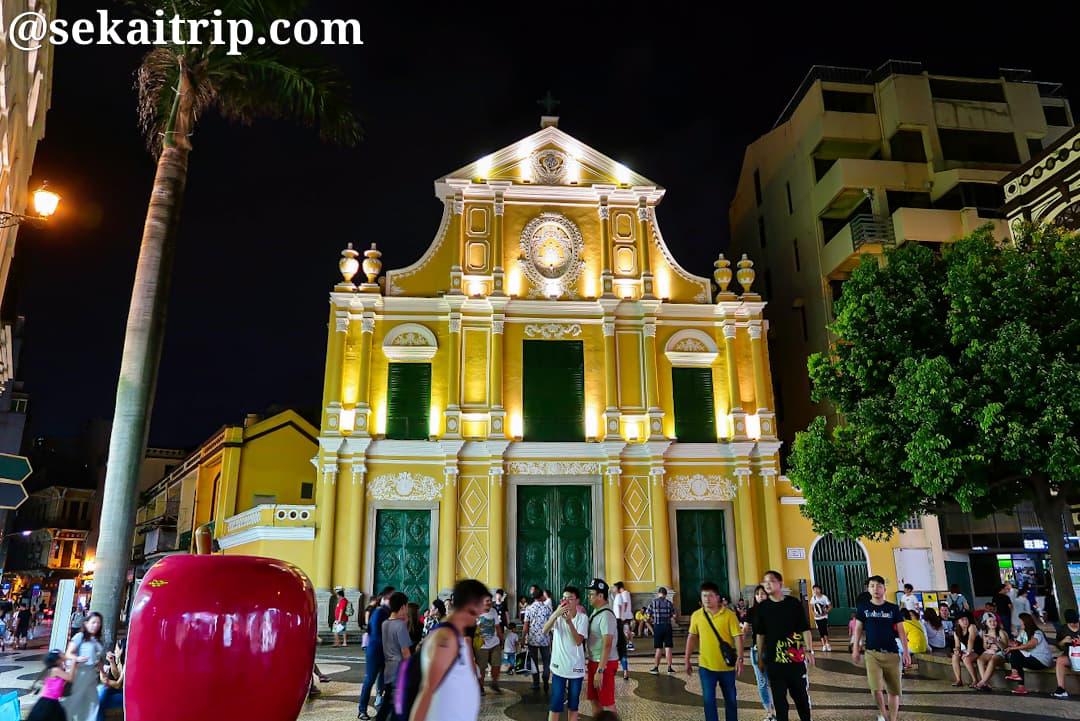 聖ドミニコ広場(Largo do São Domingos)