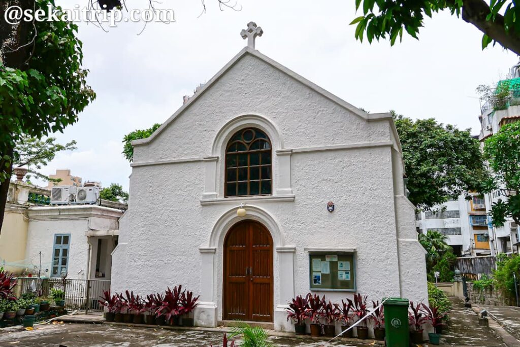 モリソン礼拝堂(Morrison Chapel)