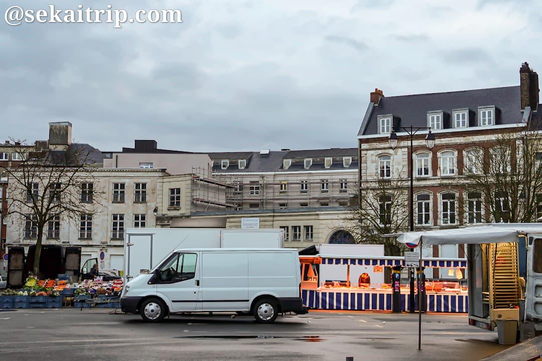 オールド・リール・マーケット(Marché du Vieux-Lille)