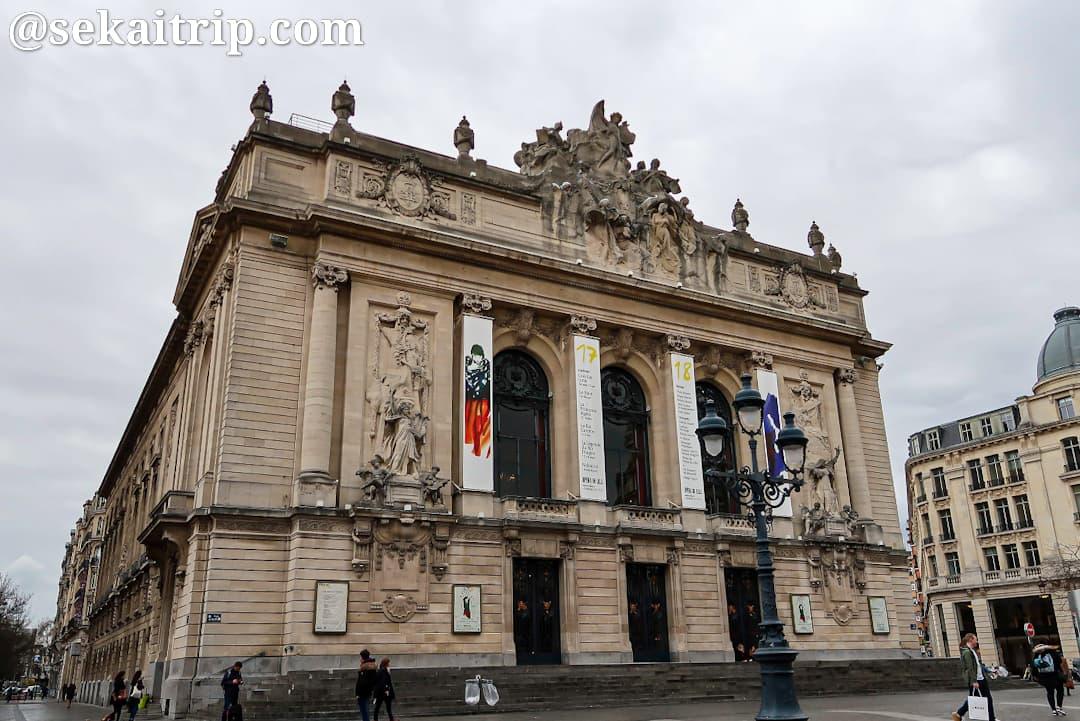 リールのオペラ座(Opéra de Lille)