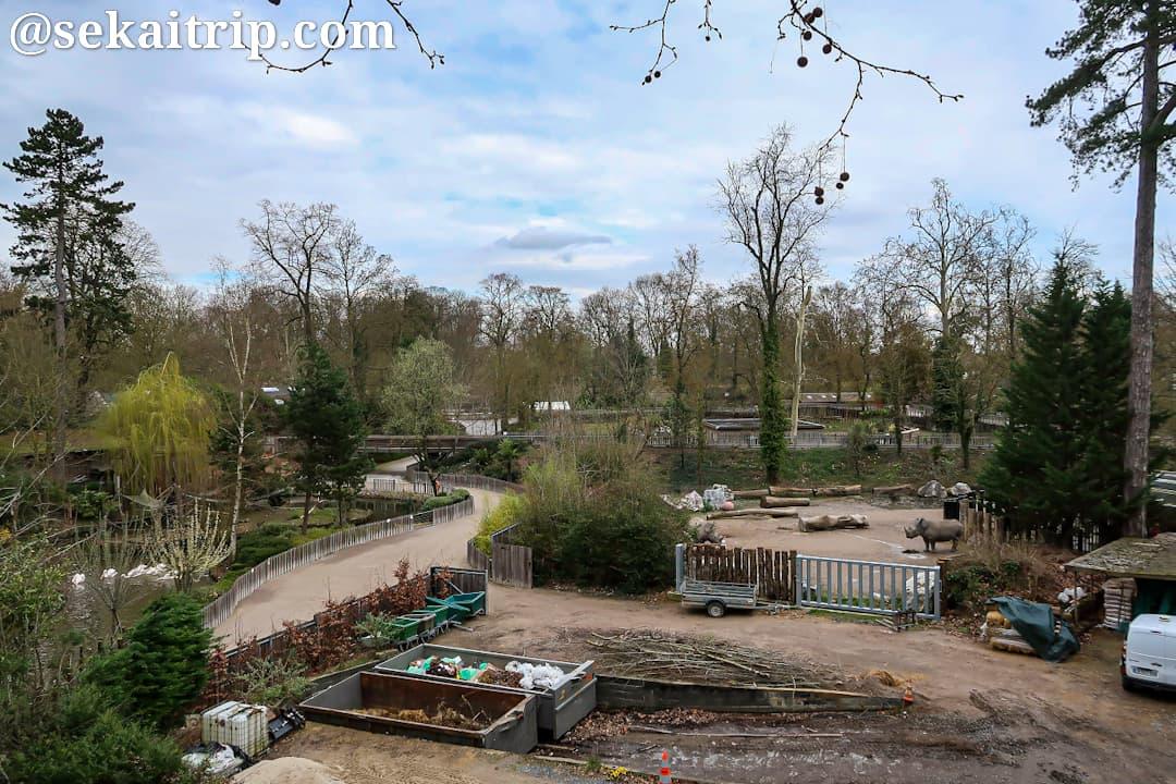 リール動物園(Zoo de Lille)