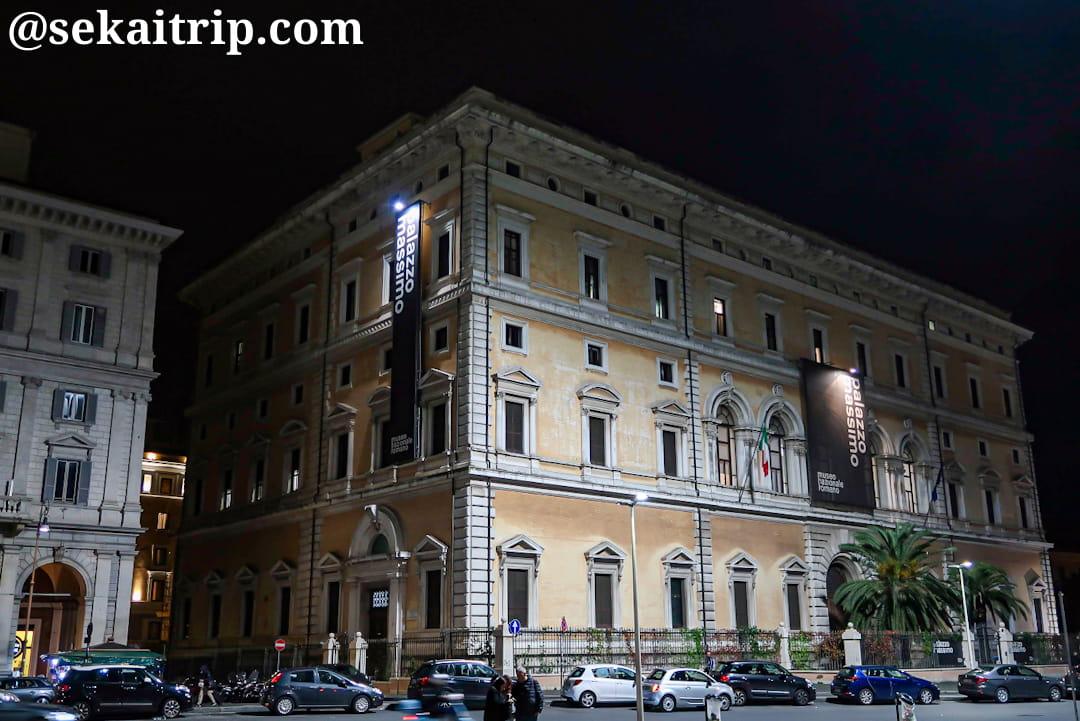 ローマ国立博物館(Museo Nazionale Romano)