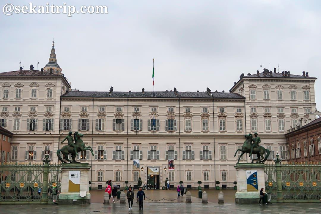 トリノ王宮(Palazzo Reale di Torino)