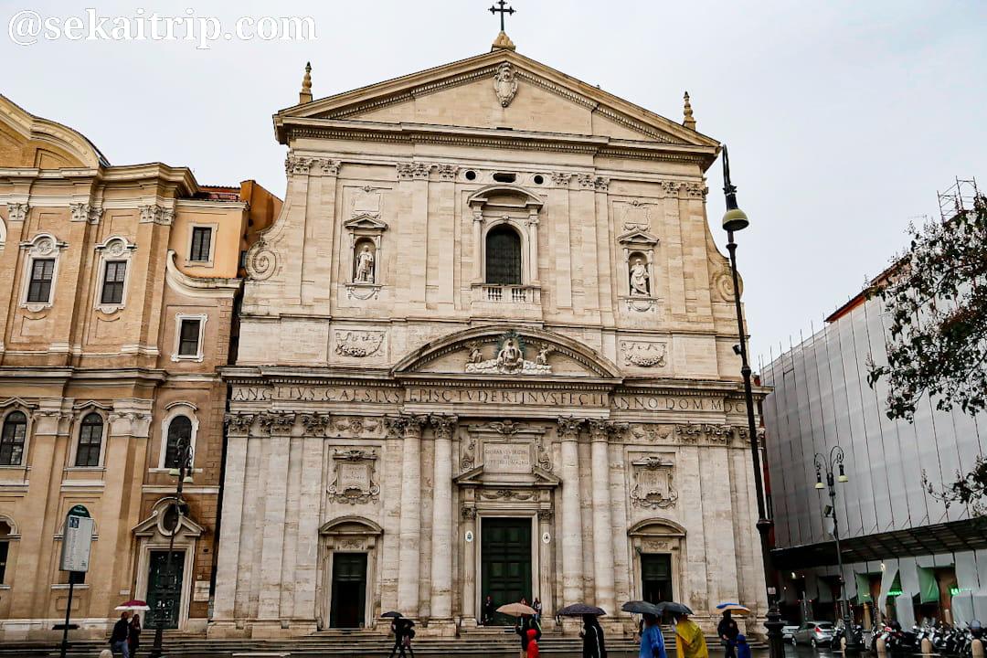 ヌオーヴァ教会(Chiesa Nuova)