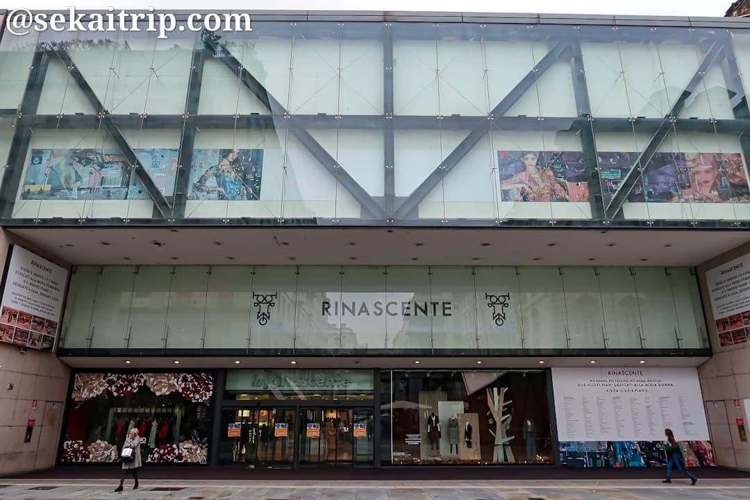 リナシェンテ・トリノ(Rinascente Torino)