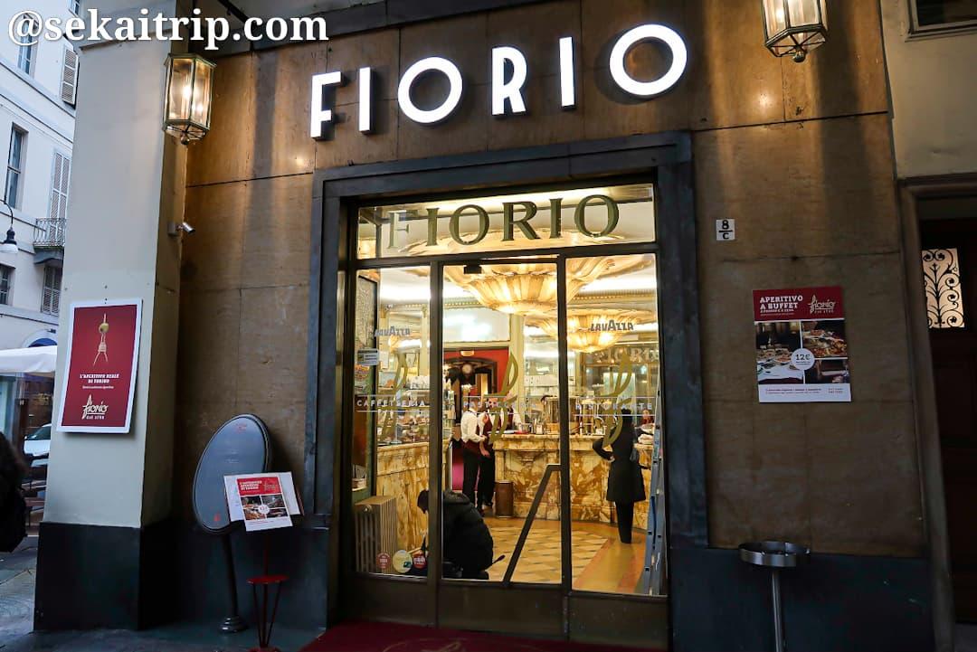 カッフェ・フィオリオ(Caffè Fiorio)
