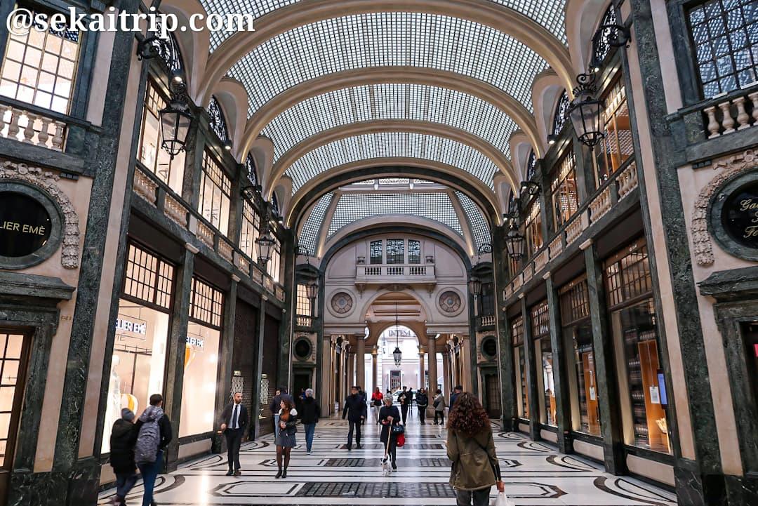 ガッレリア・サン・フェデリコ(Galleria San Federico)