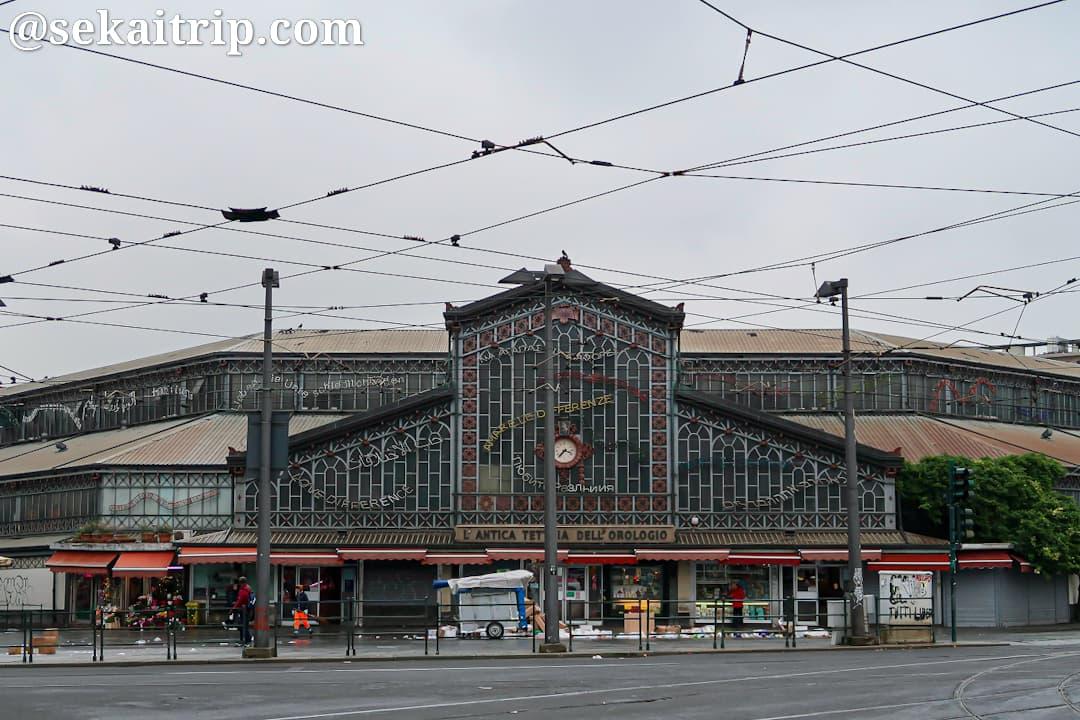 ポルタ・パラッツォ市場(Mercato di Porta Palazzo)