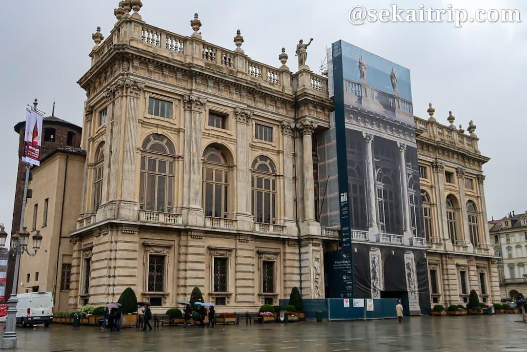 トリノ市立古典美術館(Palazzo Madama)